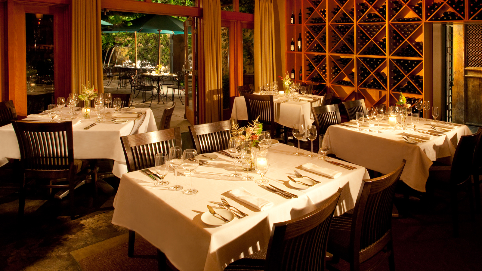 Fine Dining Visit Woodinville